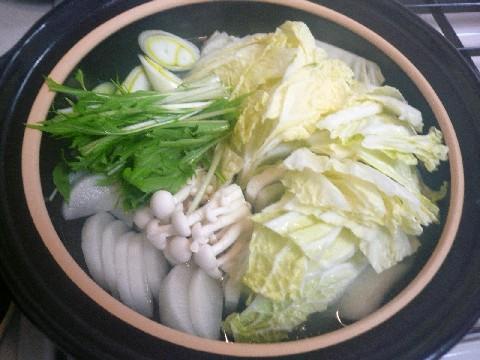 鍋料理_c0167264_2241778.jpg