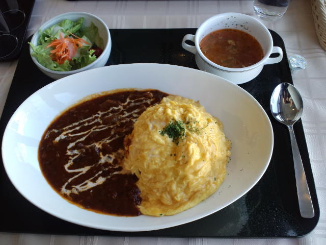 ホテルランチ☆_c0151965_14182752.jpg