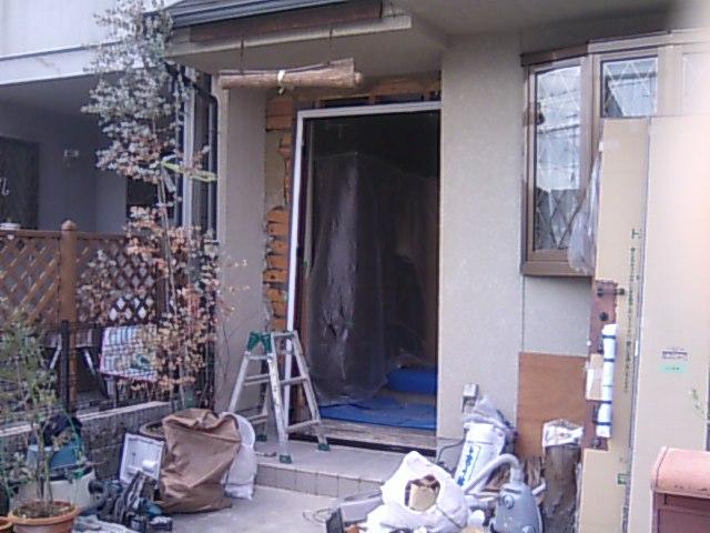 玄関リフォーム_e0128446_19513988.jpg