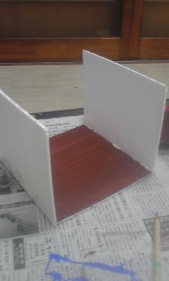 模型作りと、『ギャラリーどち』へ_c0131063_22415876.jpg