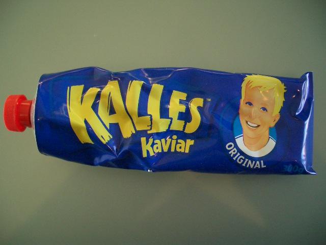 スウェーデンの食卓には欠かさないアイテム_a0159707_0581555.jpg