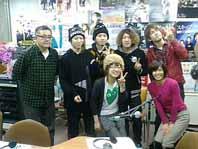 Merry Quintet @ 土曜ワラッター_d0131511_7271362.jpg