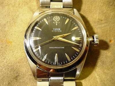 super popular 4b1ab ecbf8 チュードル手巻き腕時計の修理 : トライフル・西荻窪・時計修理 ...