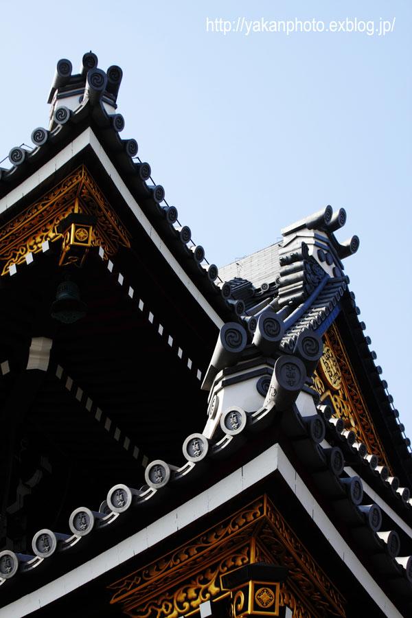 京都研修旅行 ~屋根、鬼瓦撮影記~ 東本願寺編2_b0157849_3555387.jpg