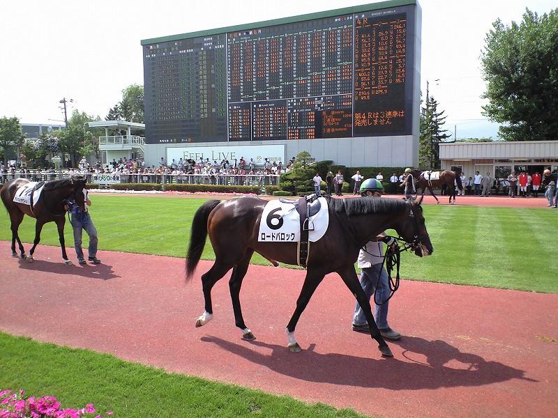 夏競馬 W53CA携帯カメラ_a0160581_18192995.jpg