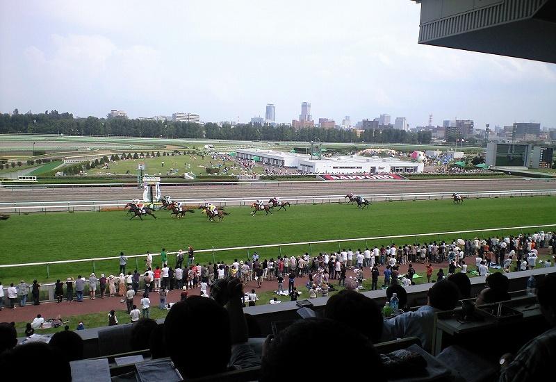 夏競馬 W53CA携帯カメラ_a0160581_18193948.jpg