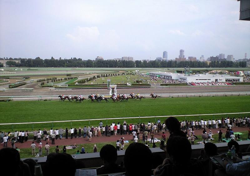 夏競馬 W53CA携帯カメラ_a0160581_18194972.jpg