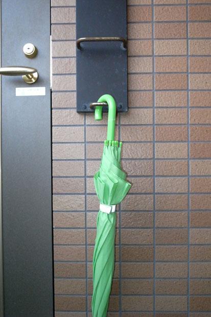 a green umbrella_e0174281_1344611.jpg
