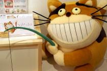 NaFu!国際交流ならふれあいの会/猫展初日@アートイマジン・ギャラリー_f0006713_8223260.jpg