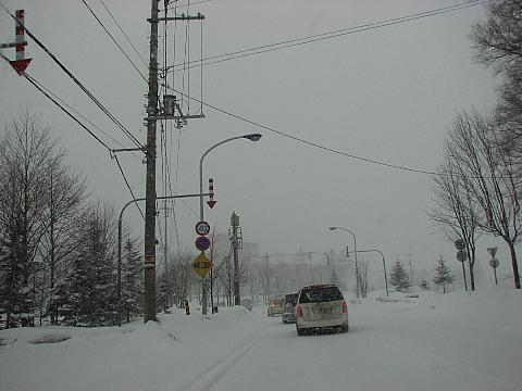 2010年3月5日(金):雪の金曜日_e0062415_17422131.jpg