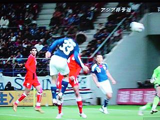 日本×バーレーン AFCアジアカップ2011カタール最終予選_c0025217_2031972.jpg