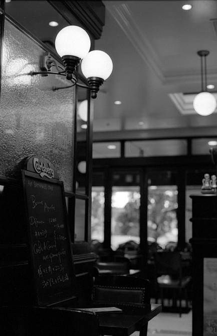 2010-3-6 石榴坂のカフェにて_c0136330_19434141.jpg