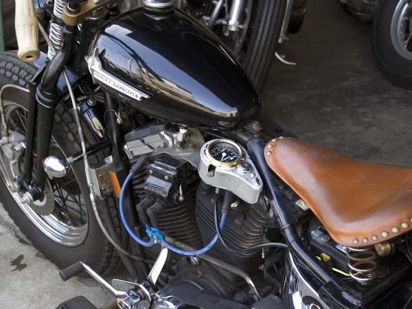 Meter dash panel for Harley-Davidson_a0139843_18325533.jpg