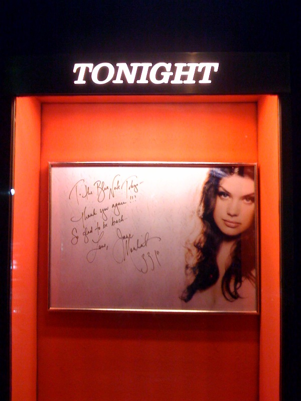 昨夜は素敵!Jane Monheit!_c0196050_12115764.jpg