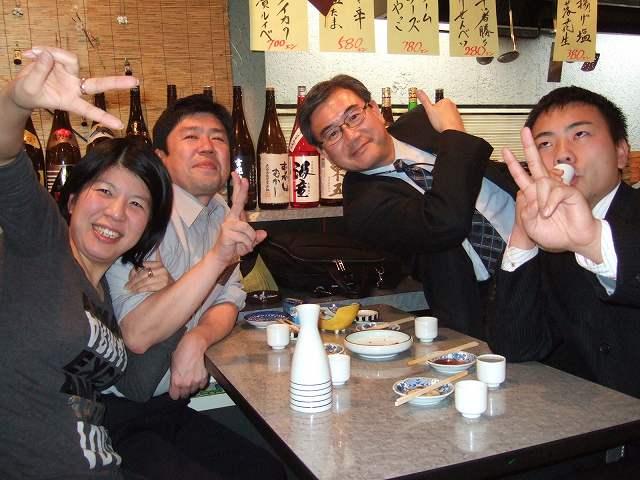 ひな祭りパーティ (^o^)/_f0033986_12303073.jpg