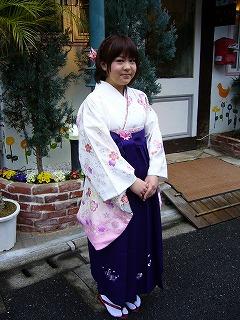 袴のヘアーメイク着付け_a0123703_10133612.jpg