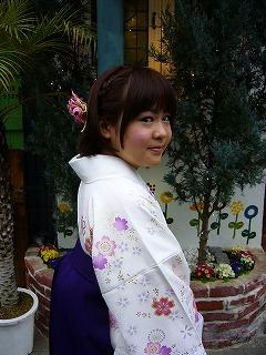 袴のヘアーメイク着付け_a0123703_101385.jpg