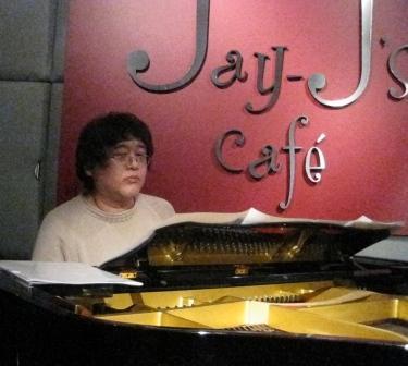 目黒・JJ\'S Cafe_b0094826_11221925.jpg