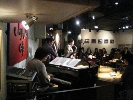 目黒・JJ\'S Cafe_b0094826_11321384.jpg