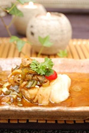 鶏肉とにんじんの春色サラダ_d0104926_2523126.jpg