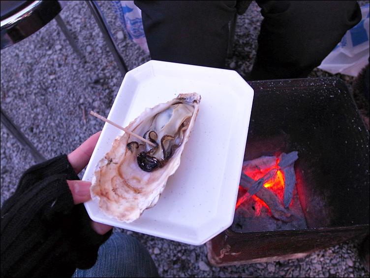 2010奧州雙龍行 DAY4──美味無比的烤牡蠣_c0073742_21341744.jpg