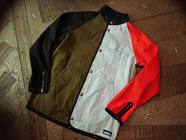NEW : KAVU [CHESURO JACKET]      2010 SPRING !!_a0132147_21314187.jpg