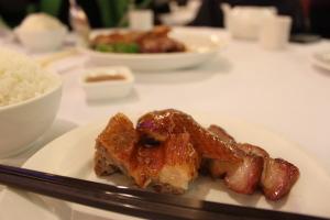 桜咲く、そして中華食べる。_d0129786_160361.jpg
