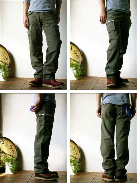 15[jyugo] herringbone × sarge × oxford military pants [029-M]  _f0051306_13401542.jpg