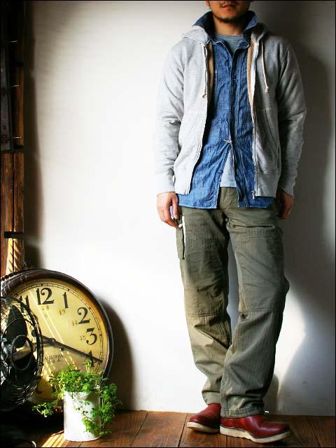 15[jyugo] herringbone × sarge × oxford military pants [029-M]  _f0051306_13402516.jpg