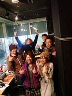 Merry Quintet @ SHIBUYA LamamaとSHIBUYA FM_d0131511_2345040.jpg