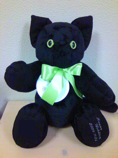 猫のウェイトドール。_f0108346_0463232.jpg