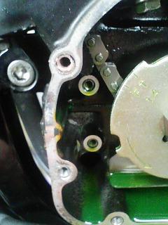 GPZ900R A11 エンジンメンテナンスの巻き。_a0163159_23222386.jpg