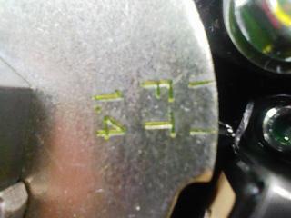 GPZ900R A11 エンジンメンテナンスの巻き。_a0163159_2333143.jpg