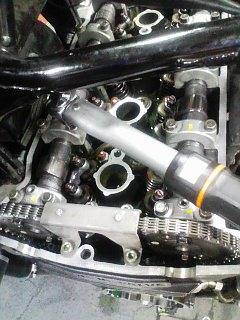 GPZ900R A11 エンジンメンテナンスの巻き。_a0163159_23375916.jpg