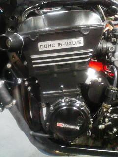 GPZ900R A11 エンジンメンテナンスの巻き。_a0163159_2341735.jpg