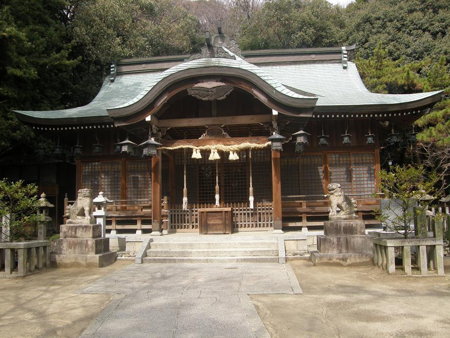 神社を訊ねて その17 垂水神社      阪急豊津_c0118393_17242434.jpg