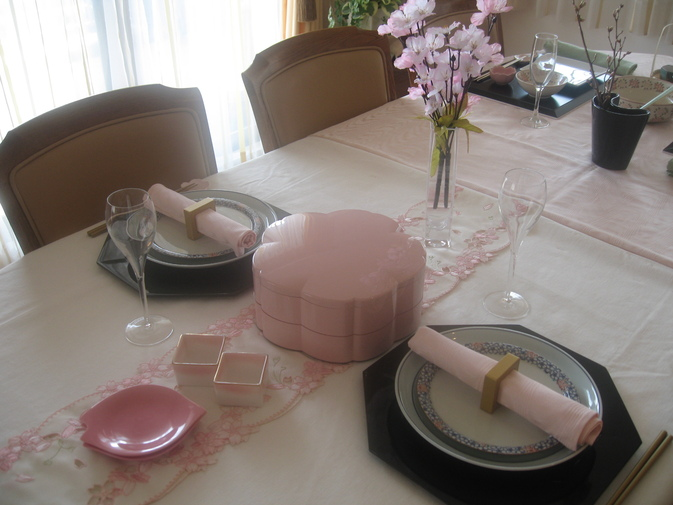 テーブルコーディネート教室 (陶磁器でおもてなし)_f0215714_17131464.jpg