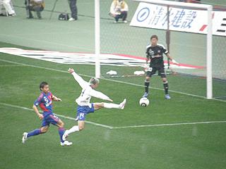 FC東京×横浜F・マリノス 2010 J1第1節_c0025217_8145156.jpg
