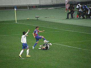 FC東京×横浜F・マリノス 2010 J1第1節_c0025217_8194949.jpg
