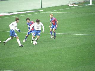 FC東京×横浜F・マリノス 2010 J1第1節_c0025217_8195454.jpg