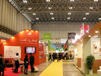 Foodex JAPAN 2010 終了ーう_f0083332_1554895.jpg