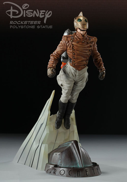 The Rocketeer Statue by Electric Tiki_e0118156_013065.jpg