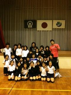屋久島バレー教室_d0118072_19545050.jpg