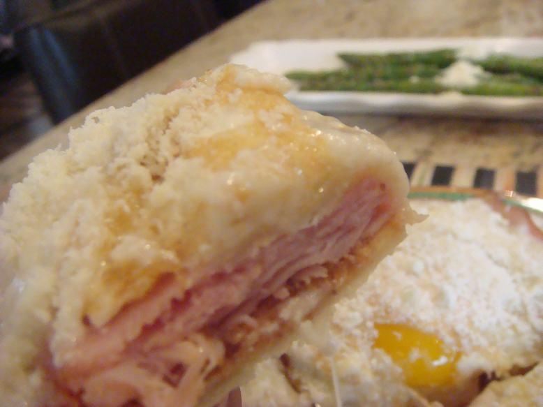 今朝はオープントースト、チーズがとろり、_d0100880_1137980.jpg