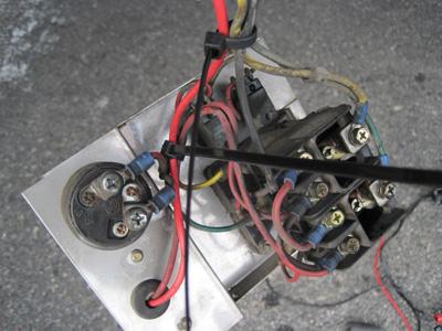 トラック ウイング修理_e0169210_9262470.jpg