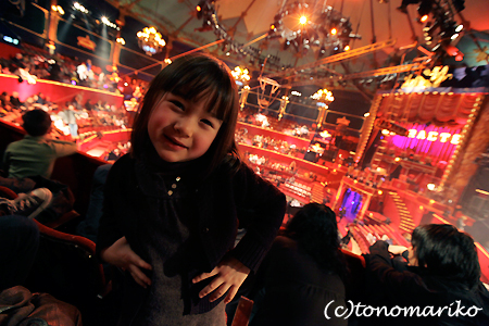 パリの名物「冬のサーカス」_c0024345_22484260.jpg