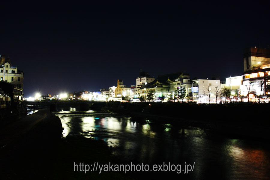 京都研修旅行 ~屋根、鬼瓦撮影記~ 夜スナップ_b0157849_19465248.jpg