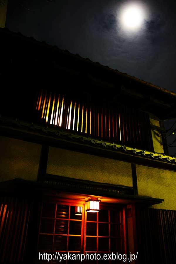 京都研修旅行 ~屋根、鬼瓦撮影記~ 夜スナップ_b0157849_1946914.jpg