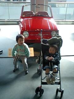 トヨタ博物館にて_f0220354_18181321.jpg