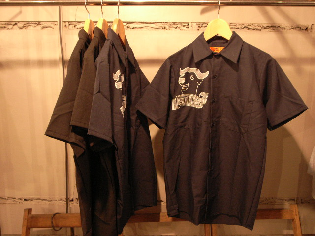 """CHEESE BUFFALO SHIRT\""ってこんなこと。_c0140560_1442476.jpg"
